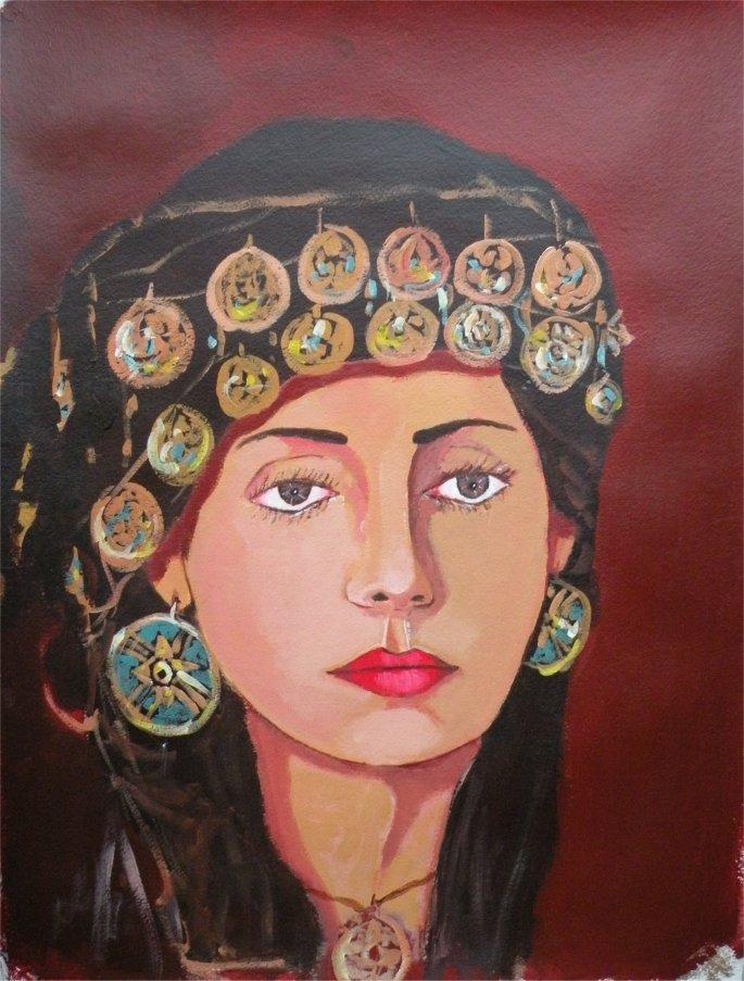 Ancient wedding  Assyr...