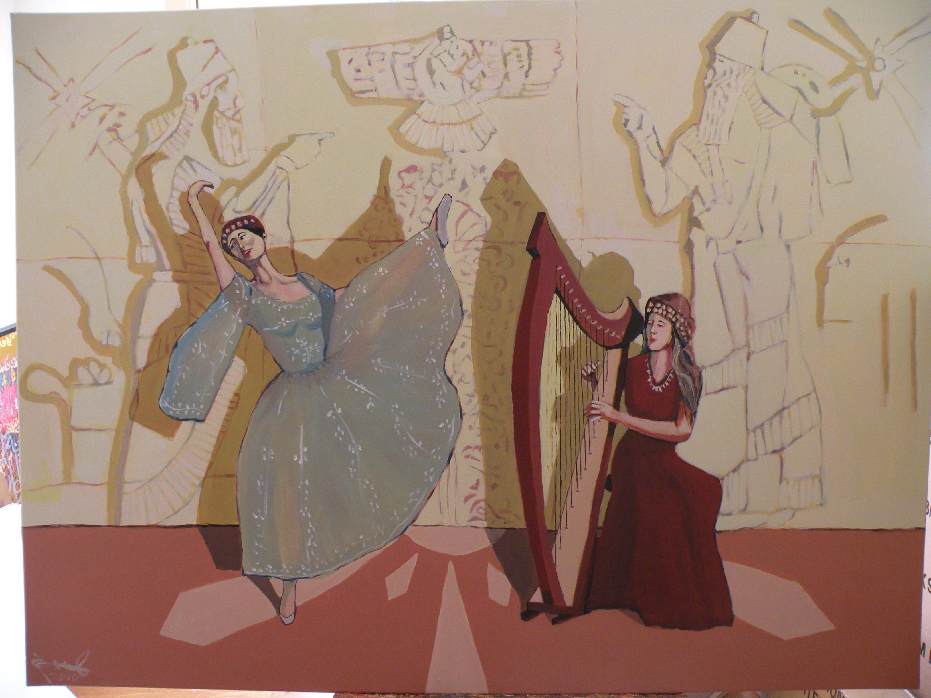 The Art Of Paul Batou Paintings